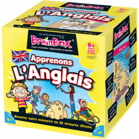 Brainbox (Apprenons l'anglais)