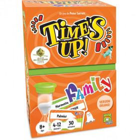 Time's Up Family 2 Orange