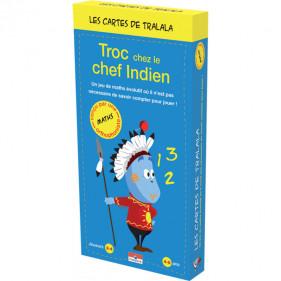 Tralalère - Troc chez le chef indien