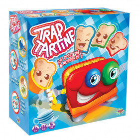 Jeu - Trap'Tartine