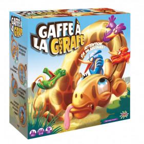 Jeu - Gaffe à la girafe