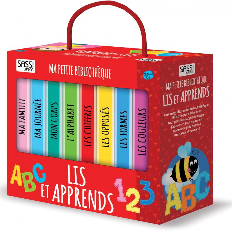 Ma Petite Bibliothèque - Lis et Apprends