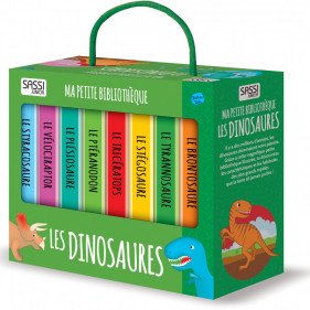Ma Petite Bibliothèque - Les Dinosaures