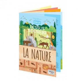 Pop-Up Dessus-Dessous. La Nature