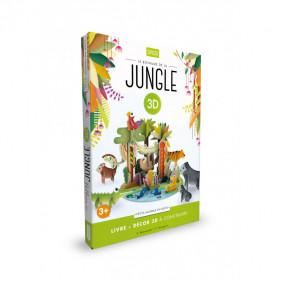 Petits mondes en boîte - Le royaume de la jungle 3D