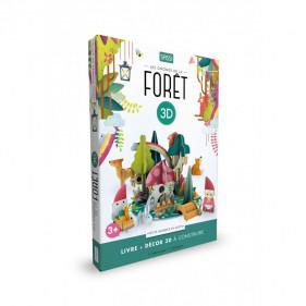 Petits mondes en boîte - Les gnomes de la forêt 3D