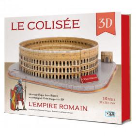 Maquette - Le Colisée 3D