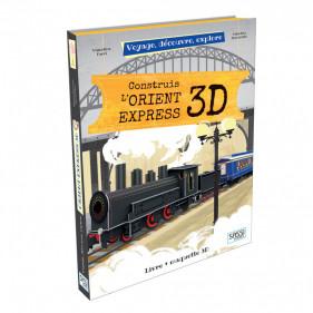 Voyage, découvre, explore - L'Orient Express 3d
