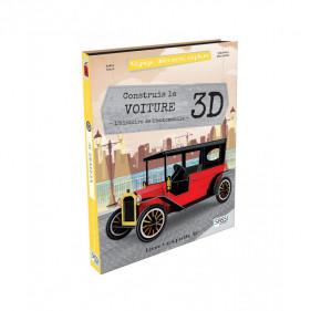 Voyage, découvre, explore - La Voiture 3D