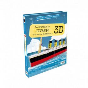 Voyage, découvre, explore - Le Titanic 3D