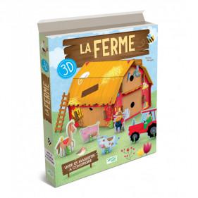 Maquette - La Ferme 3D
