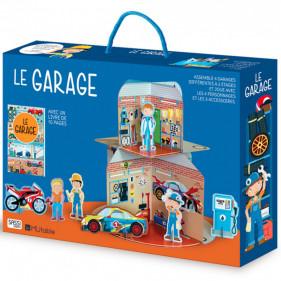 Grande maquette - Le Garage 3D