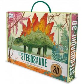 Maquette Dinosaure - Stegosaur 3D