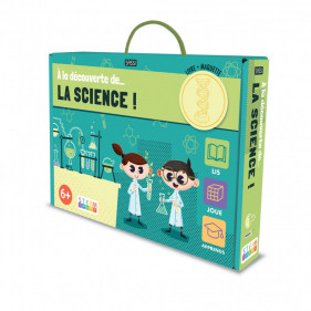 A LA DECOUVERTE DE LA SCIENCE!