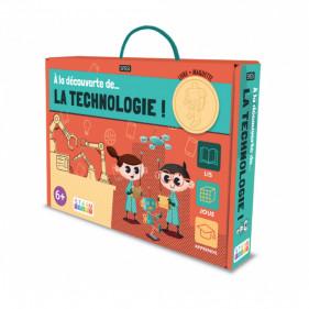 A LA DECOUVERTE DE LA TECHNOLOGIE!
