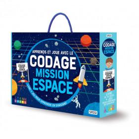 APPRENDS ET JOUE AVEC LE CODAGE - MISSION ESPACE