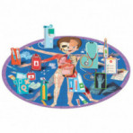 Puzzles pour enfants - Puzzle silhouette - Découvre Le Corps Humain - Livraison rapide Tunisie