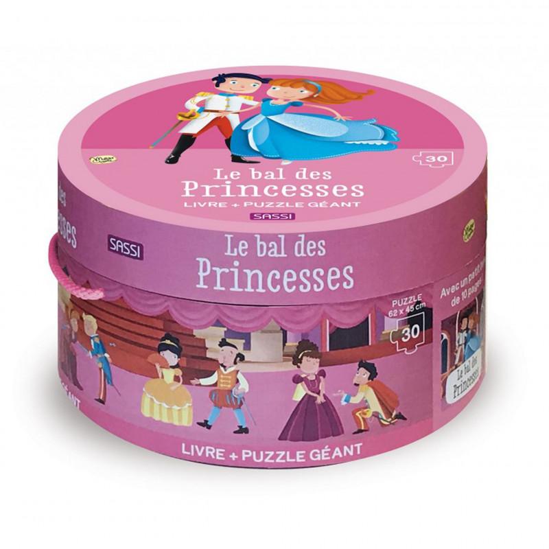Puzzle rond - Le Bal des Princesses