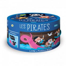 Puzzle rond - Les Pirates