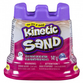 MINI RECHARGE 127 G Kinetic Sand Rose
