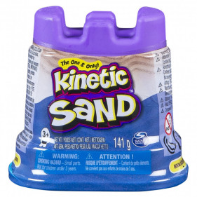 MINI RECHARGE 127 G Kinetic Sand Bleu