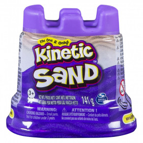 MINI RECHARGE 127 G Kinetic Sand Violet