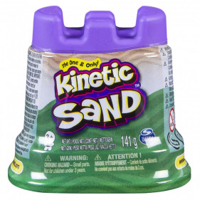 MINI RECHARGE 127 G Kinetic Sand Vert