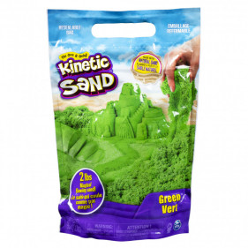 RECHARGE COULEURS 900 G Kinetic Sand (vert)