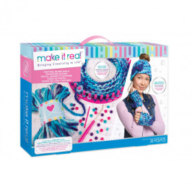 Mode : Tricot bonnet et mitaines
