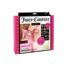 Juicy Couture : Superbes bracelets en Suède