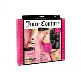 Juicy Couture : Médaillon et bijoux enchanteurs