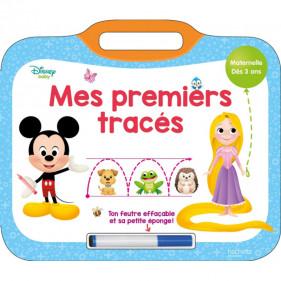 Ardoise Disney Baby - Mes premiers tracés