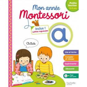 MONTESSORI - MON ANNÉE DE PETITE SECTION