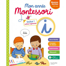 MONTESSORI - MON ANNÉE DE MOYENNE SECTION