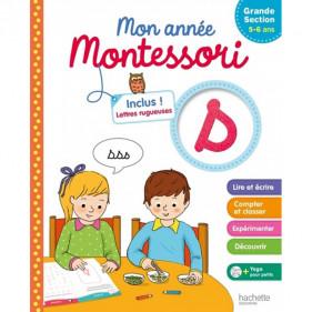 MONTESSORI - MON ANNÉE DE GRANDE SECTION