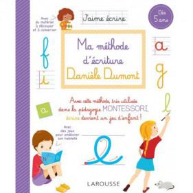 Larousse - Ma Méthode d'écriture Danielle Dumont