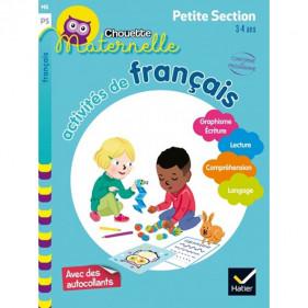 Chouette PS - ACTIVITÉS DE FRANÇAIS PETITE SECTION