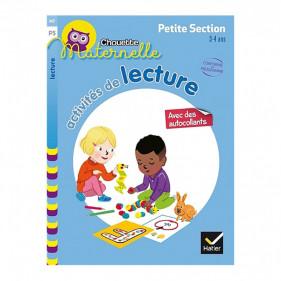 CHOUETTE PS - ACTIVITÉS DE LECTURE PETITE SECTION