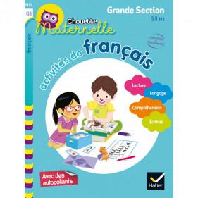CHOUETTE GS - ACTIVITÉS DE FRANÇAIS GRANDE SECTION
