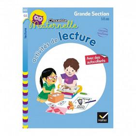 CHOUETTE GS - ACTIVITÉS DE LECTURE GRANDE SECTION