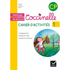 Coccinelle - CP cahier d'activités