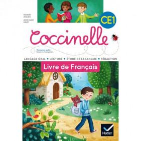 Coccinelle - CE1 Livre de français