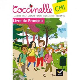 Coccinelle - CM1 Livre de français
