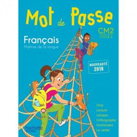 Mot de passe CM2 - Cycle 3 - Français