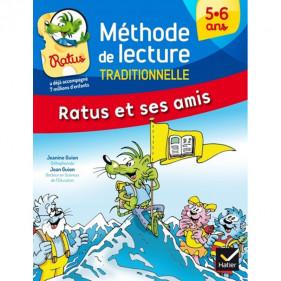 Ratus - Ma méthode de lecture traditionnelle