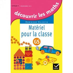 Matériel de Classe - Découvrir les maths - Matériel pour la classe