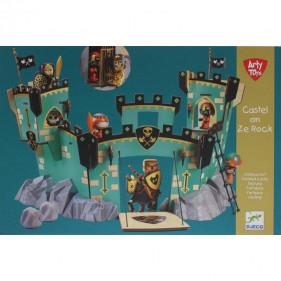 Ze Arty Toys - Castle on Ze Rock