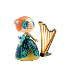 Ze Arty Toys - Elisa & Ze Harpe