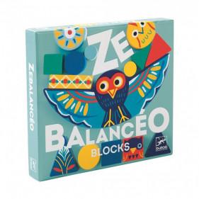 Jeu en bois - Equilibre - Ze Balanceo